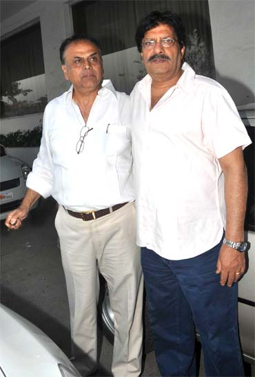 Vikram and Anil Dhawan