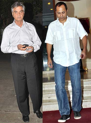 Romesh Sharma and Vipul Amritlal Shah