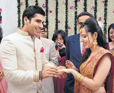 Sammir Dattani and Ritika Jolly