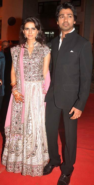 Gauri Pandit and Nikhil Dwivedi