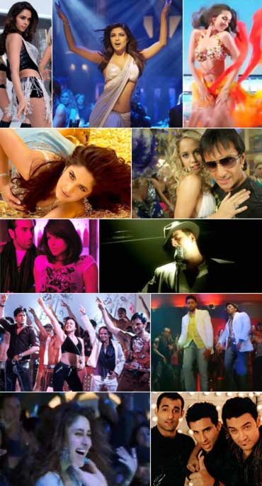 Vote: Bollywood's Best Club Songs - Rediff com Movies