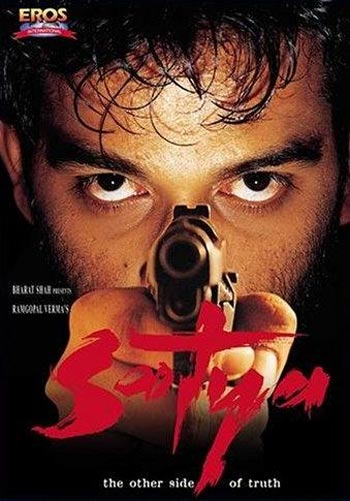 A poster of Satya