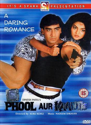 A poster of Phool Aur Kaante