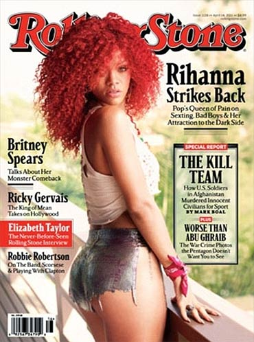 Rolling Stone's latest cover
