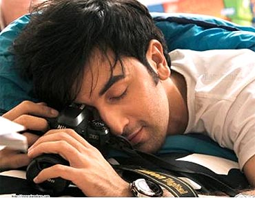 Ranbir Kapoor in Wake Up Sid