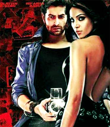 Neil Nitin Mukesh and Bipasha Basu in Aa Dekhen Zara