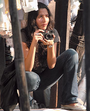 Monica Dogra in Dhobi Ghat