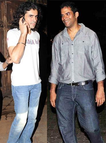 Imtiaz Ali and Vikramaditya Motwane