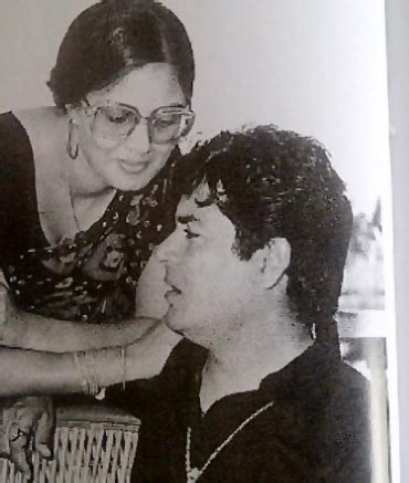 Salman Khan's parents Salma Khan and Salm Khan