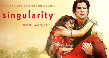 Movie poster of Singularity