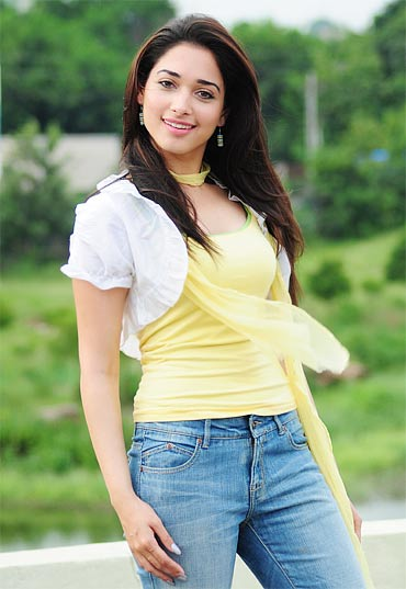 Tamannaah in 100 percent Love