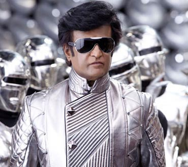 A still from Endhiran