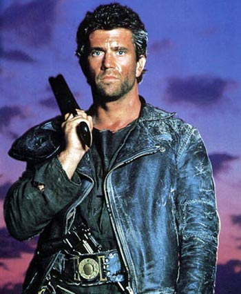 list of mel gibson movies. Mel Gibson as Max Rockatansky