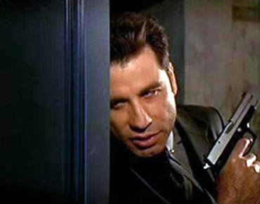 John Travolta as Sean Archer