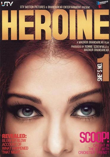 Movie poster of Heroine