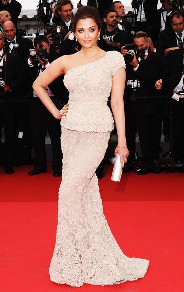Aishwarya Rai Bachchan at Cannes