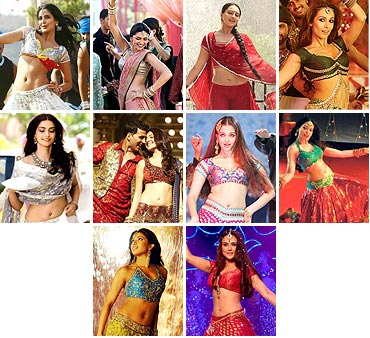 Who wears the ghagra best? Vote!