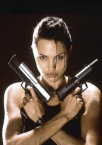 A still from Lara Croft: Tomb Raider