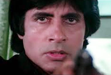 A scene from Shakti, 1982