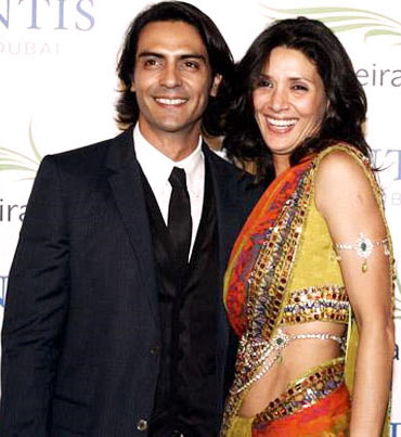 Mehr and Arjun Rampal