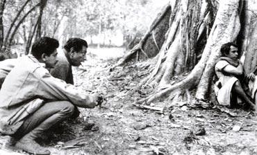 Rampurhat Birbhum: Goopy Gyne Bagha Byne, 1968