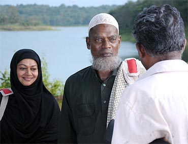 A scene from Adaminte Makan Abu