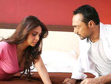 A scene from Kucch Luv Jaisaa