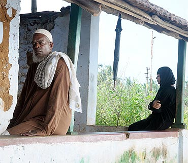 A scene from Adaminte Makan Abu