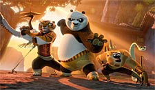 Kung Fu Panda- 2