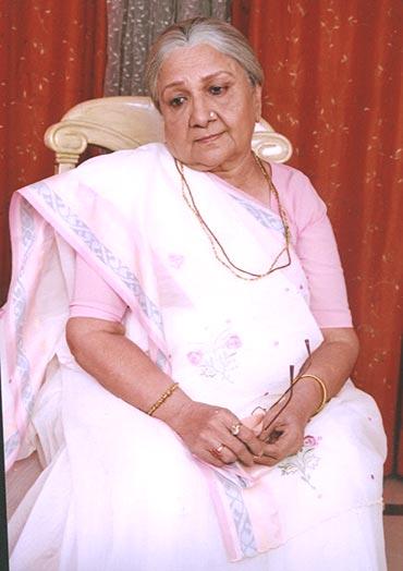 Sudha Shivpuri in Kyunki Saas Bhi Kabhi Bahu Thi