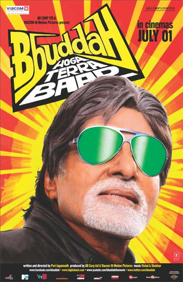 Poster of Bbuddah   Hoga Tera Baap