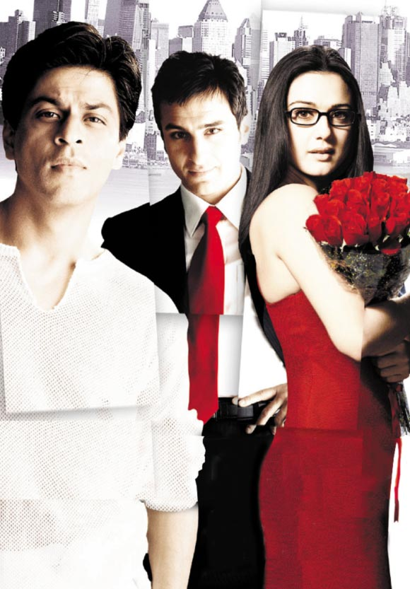 A scene from Kal Ho Naa Ho