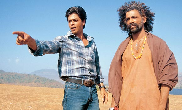 A scene from Swades