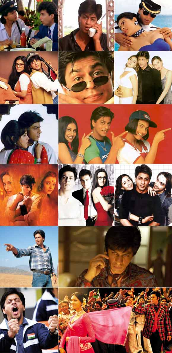 Vote! Your Favourite Shah Rukh Khan Film
