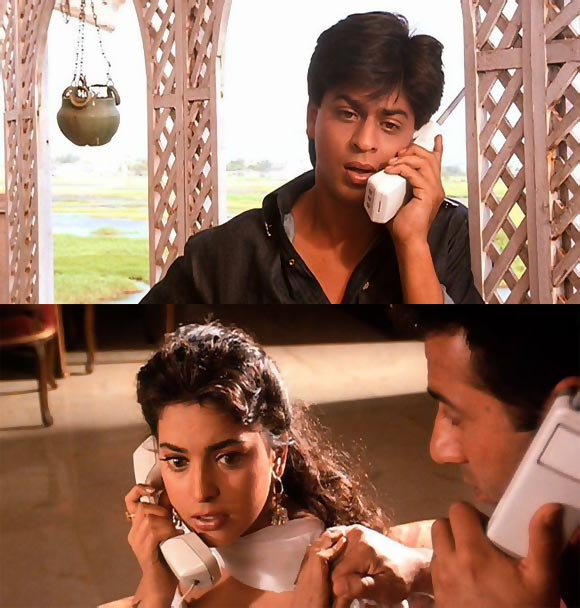 Scenes from Darr