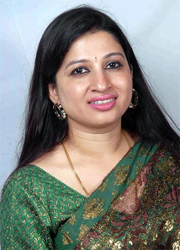 Poornima Mohan Poornima mohan goes back to