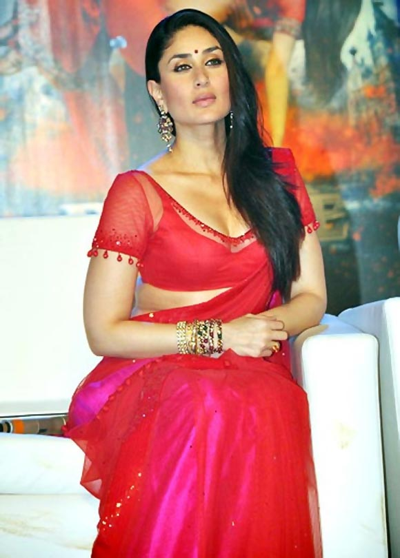 Kareena Kapoor at the music launch of Ra.One