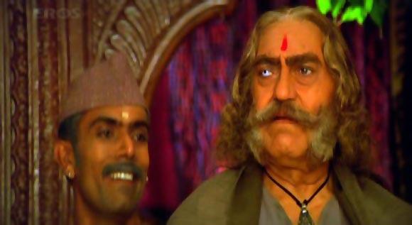 Amrish Puri in Kisna