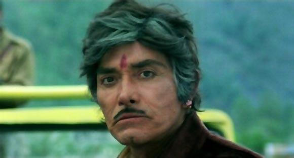 Raaj Kumar in God And Gun