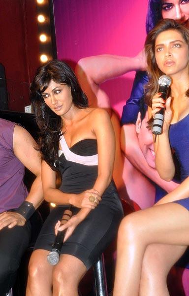 Chitrangada Singh and Deepika Padukone