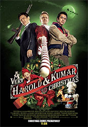 A Harold and Kumar movie poster