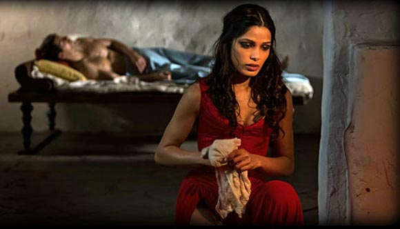 A scene from Immortals