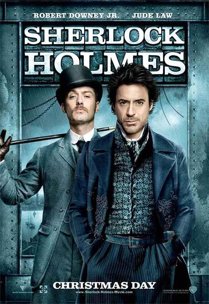 Sherlock Holmes movie poster