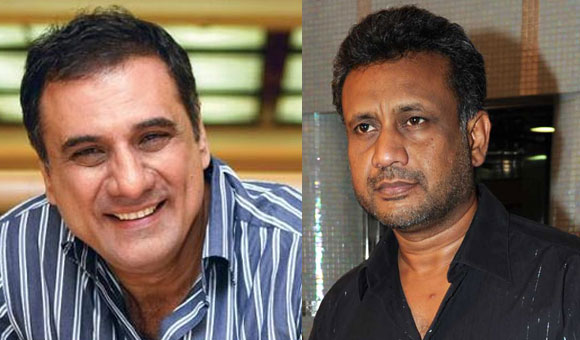 Boman Irani and Anubhav Sinha