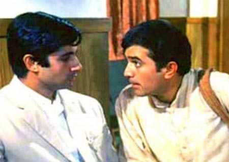 A scene from Anand