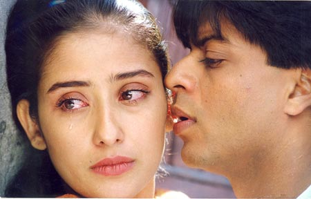 A scene from Dil Se