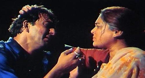 A scene from Vaastav