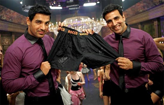 John Abraham and Akshay Kumar