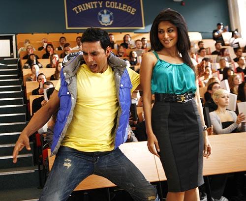 A scene from Desi Boyz