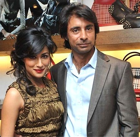 Chitrangada Singh and husband Jyoti Randhawa